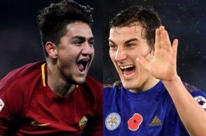 Cengiz Under & Caglar Soyuncu - Leicester City