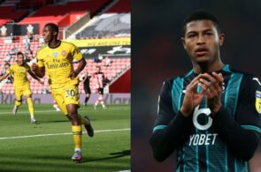 Newcastle eye Nketiah and Brewster