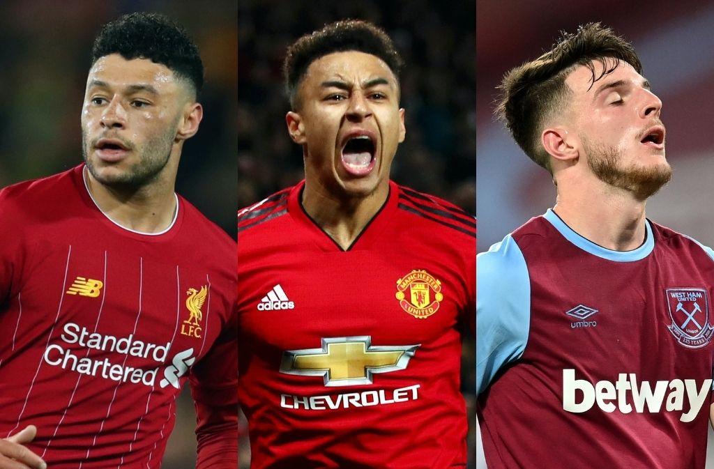 Sunday's transfer rumors - Mourinho eyes shock Lingard reunion