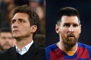 Guillermo Barros Schelotto, Lionel Messi, MLS