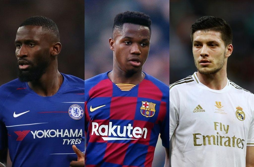 Sunday's transfer rumors - Barcelona reject €125m offer for Ansu Fati