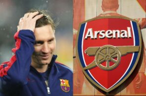 Lionel Messi, Arsenal
