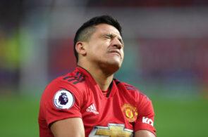 Alexis Sanchez -Manchester United