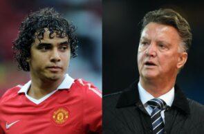 Rafael, Louis van Gaal, Manchester United