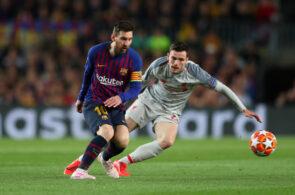 Robertson, Messi