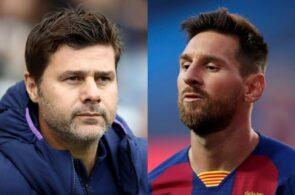 Mauricio Pochettino, Lionel Messi