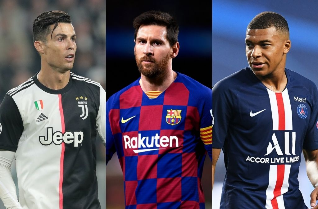 Top 10 best-paid footballers around the world in 2020