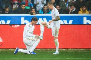 Ramos, Kroos