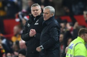 Ole Gunnar Solskjaer, Jose Mourinho, Manchester United