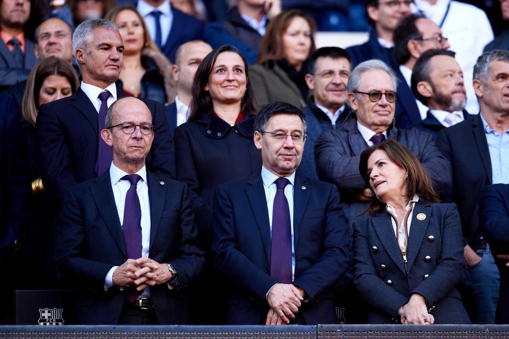 Josep Bartomeu, FC Barcelona