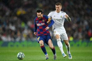 Toni Kroos, Lionel Messi
