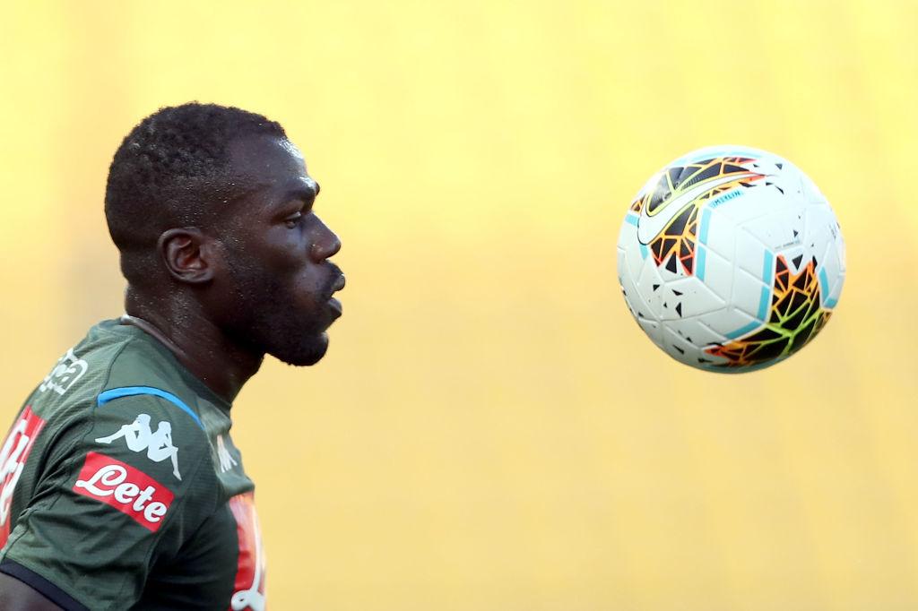 Kalidou Koulibaly, Manchester City