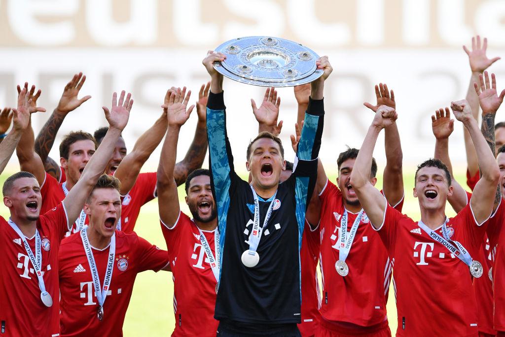 2020/21 Bundesliga Preview: Title, Top 4, Relegation & Golden Boot Odds