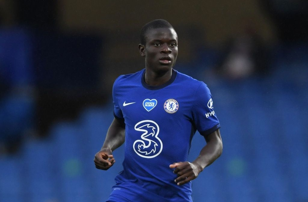 Lampard: 'Fundamental' Kante is not for sale at Chelsea