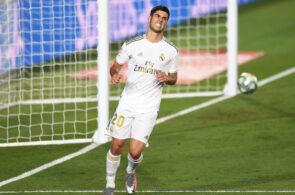 Asensio, Real Madrid