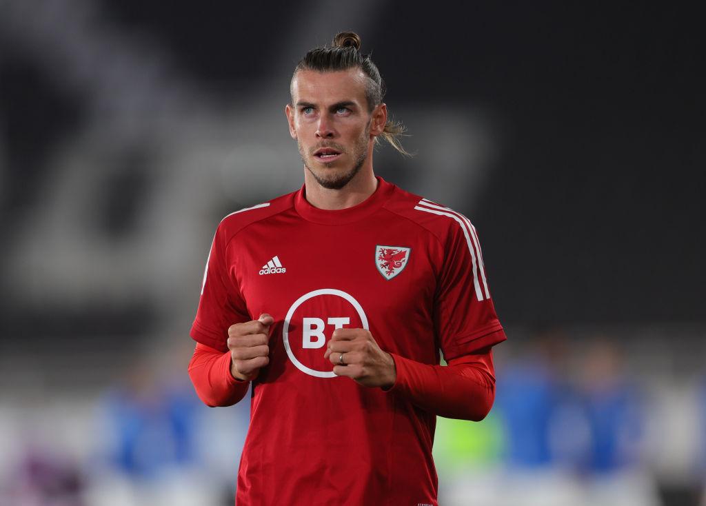 Gareth Bale, Ryan Giggs