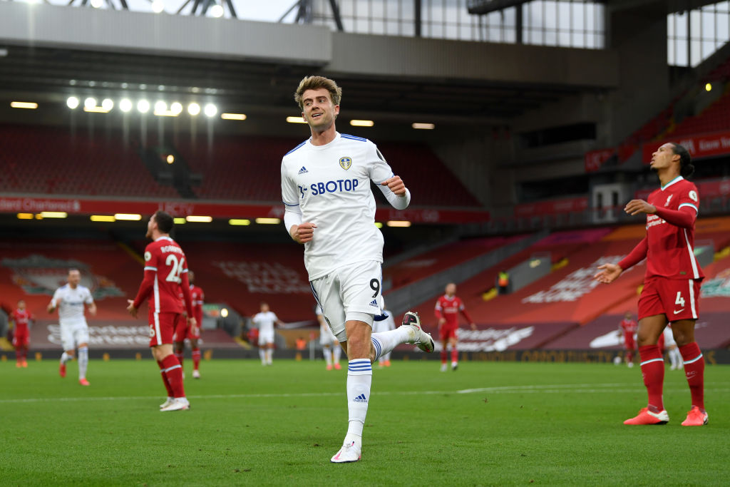 Bamford: Leeds have shown their character with Liverpool display