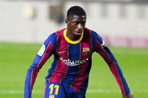 Ousmane Dembele, FC Barcelona, Manchester United