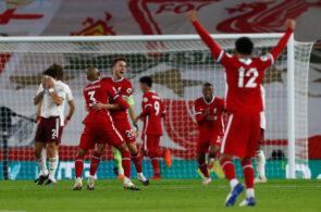 Liverpool beat Arsenal 3-1