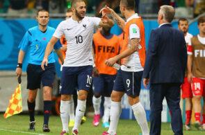 Olivier Giroud, Karim Benzema