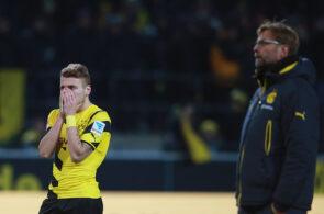 Ciro Immobile, Jurgen Klopp, Borussia Dortmund