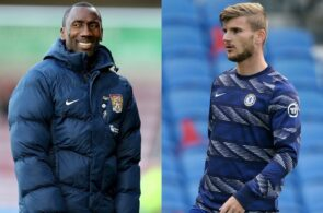 Jimmy Floyd Hasselbaink, Timo Werner, Chelsea