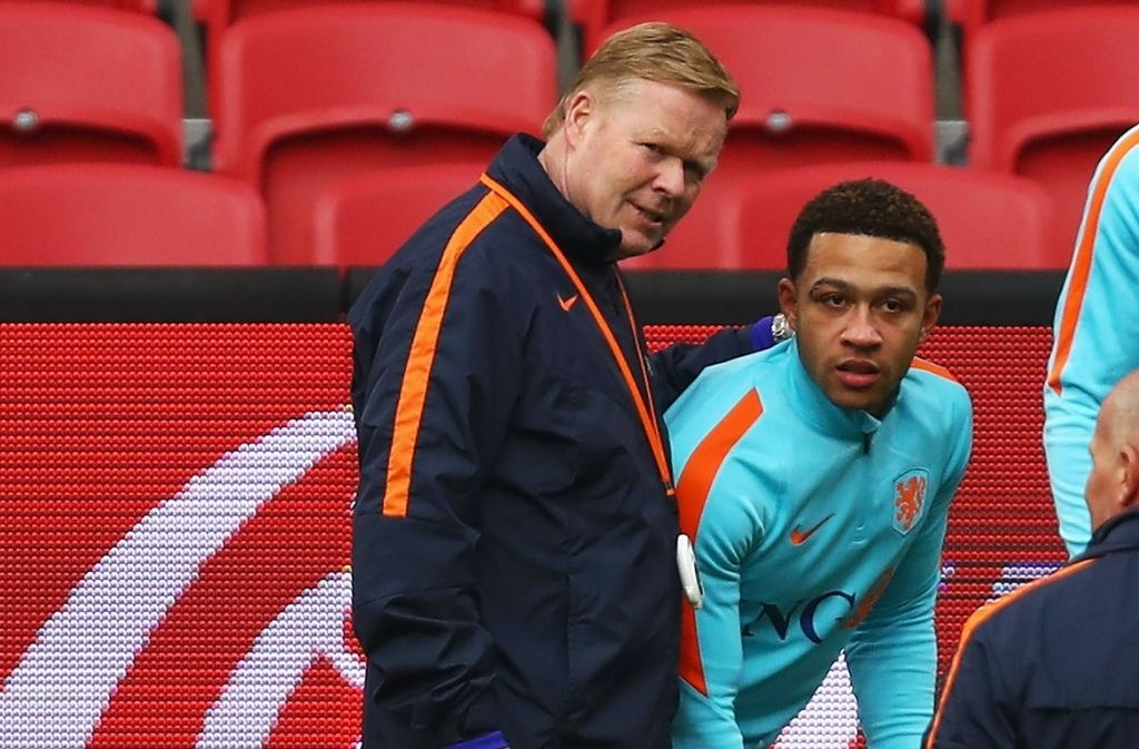 Koeman: 'For Depay to arrive, Barcelona must first sell'