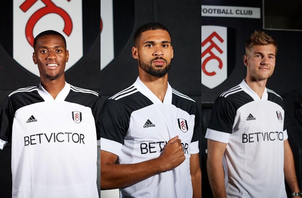 Tosin Adarabioyo, Ruben Loftus-Cheek, Joachim Andersen, Fulham