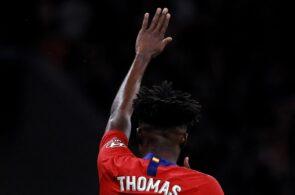 Thomas Partey - Atletico Madrid
