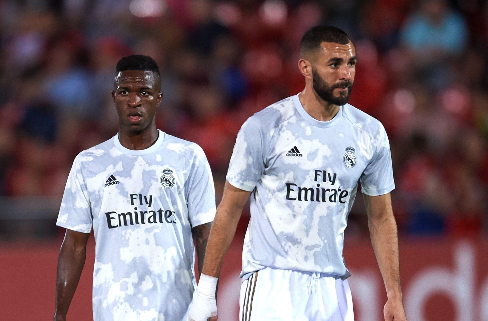 Vinicius Junior & Karim Benzema - Real Madrid
