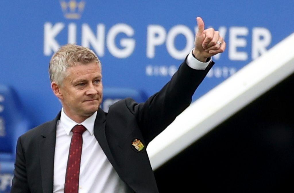 Ole Gunnar Solskjaer - Manchester United