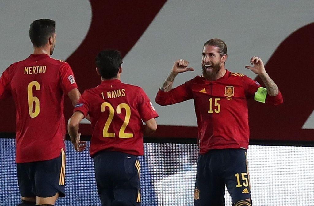 Spain - Nations League