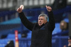 Carlo Ancelotti - Everton
