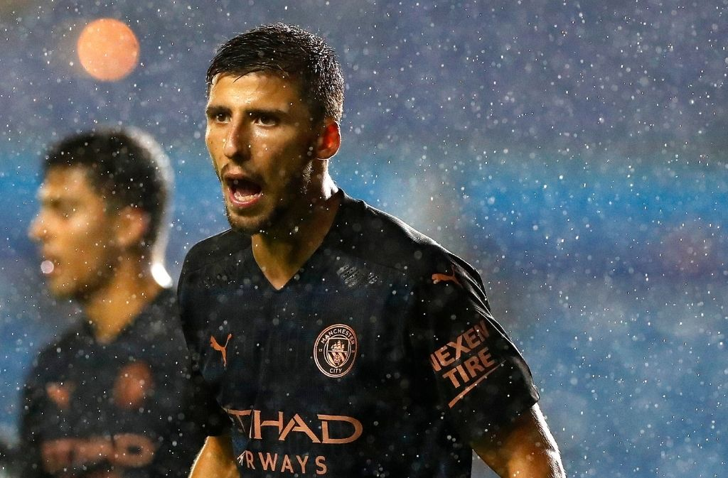 Ruben Dias - Manchester City