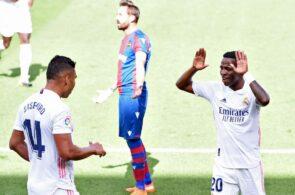 Levante vs Real Madrid: La Liga