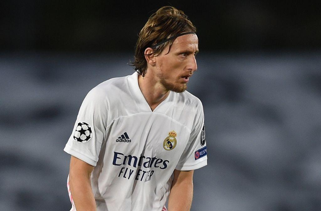 Luka Modric - Real Madrid