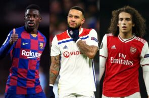 Monday's transfer rumors - Dembele key to Depay's Barca move