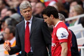 Cesc Fabregas, Arsene Wenger, Arsenal