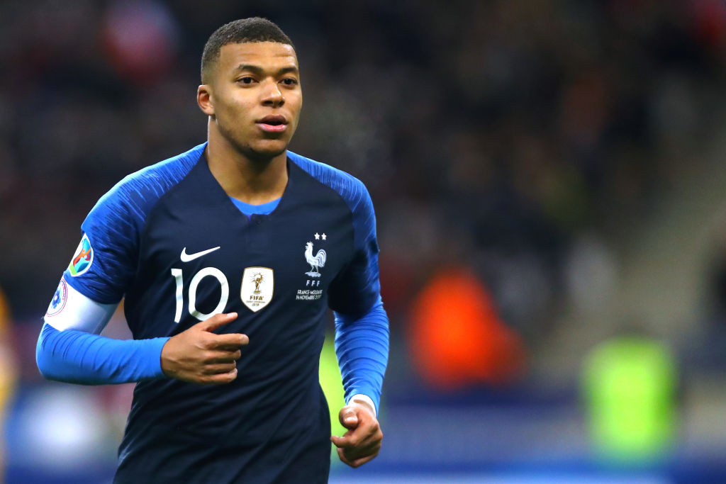 VIDEO Kylian Mbappe U2019s Spectacular Cameo With France