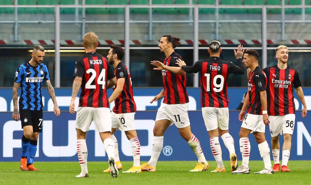 Inter Milan 1-2 AC Milan – Serie A Player Ratings
