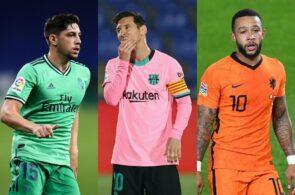 Sunday's transfer rumors - Man City prepare €16.5m bid for Messi