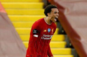Trent Alexander-Arnold, Liverpool