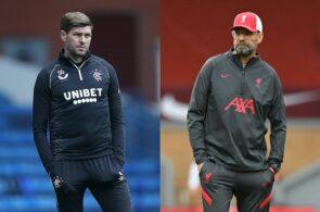 Steven Gerrard, Jurgen Klopp, Liverpool