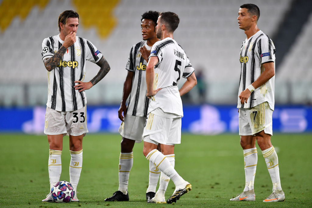 Dynamo Kyiv Vs Juventus Ronaldo Less Bianconeri Still Enough