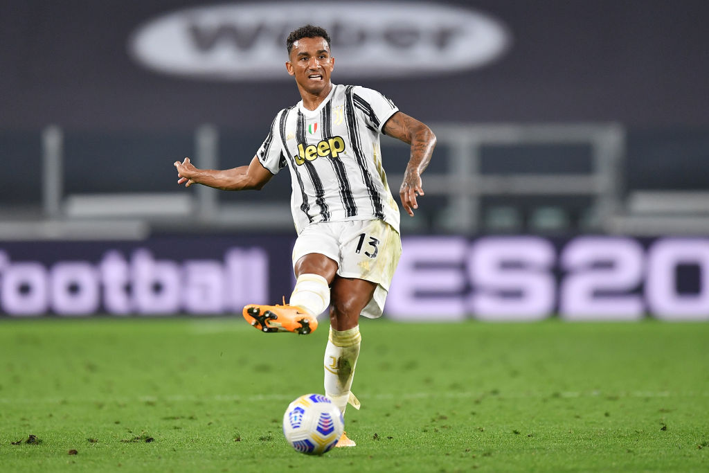 Danilo relishes new role at Juventus