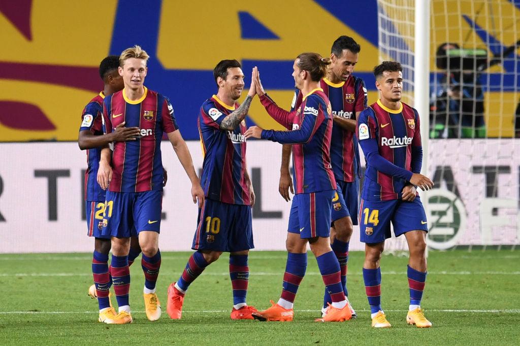 Barcelona Vs Ferencvaros Koeman S Men To Dominate Cl Curtain Raiser