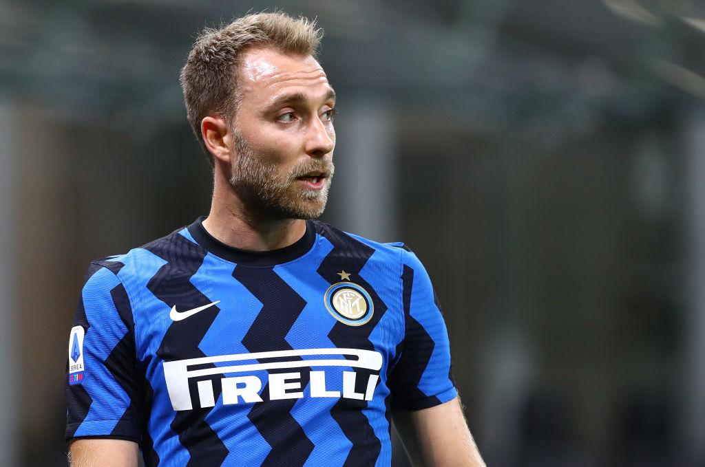 Christian Eriksen, Inter Milan