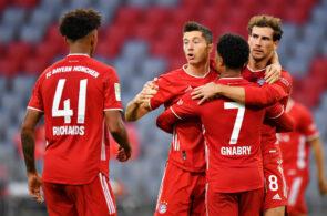 Bayern Munich, Atletico Madrid