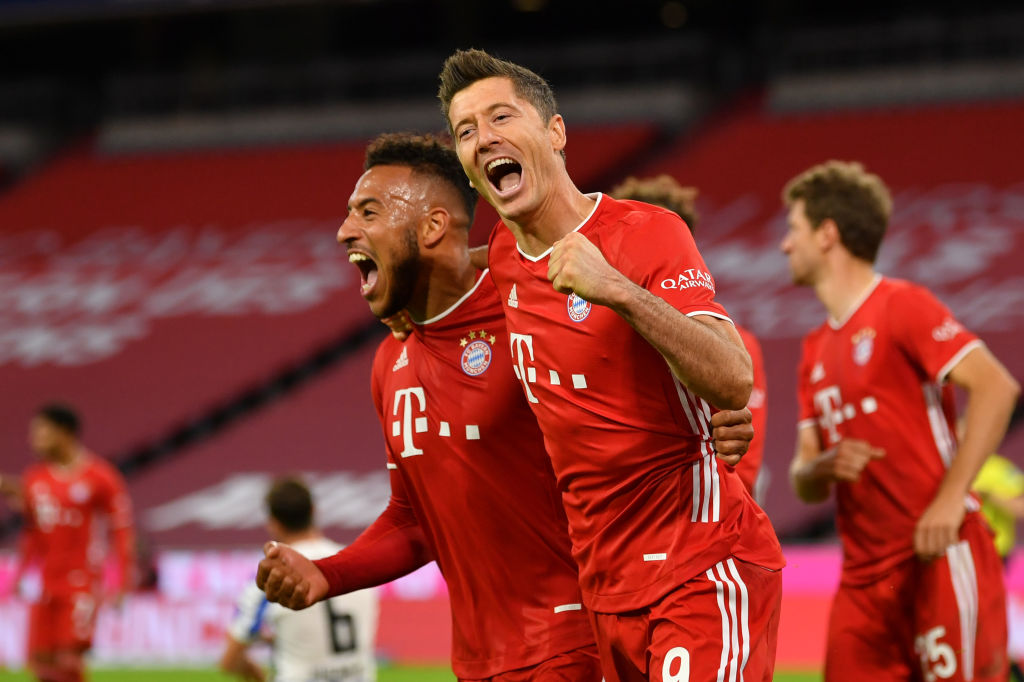 Bayern Munich, Arsene Wenger