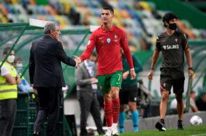 Cristiano Ronaldo, Fernando Santos, Portugal